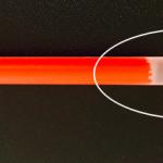 ボールペンのインクの透明部分について調べてみた
